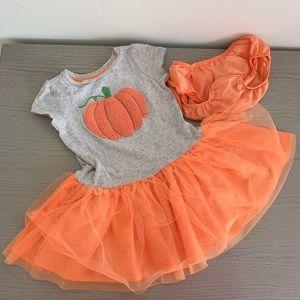18/24 month old Pumpkin dress